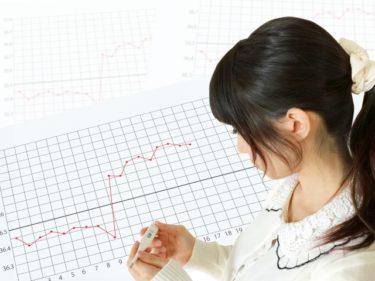 基礎体温グラフの見方と測り方